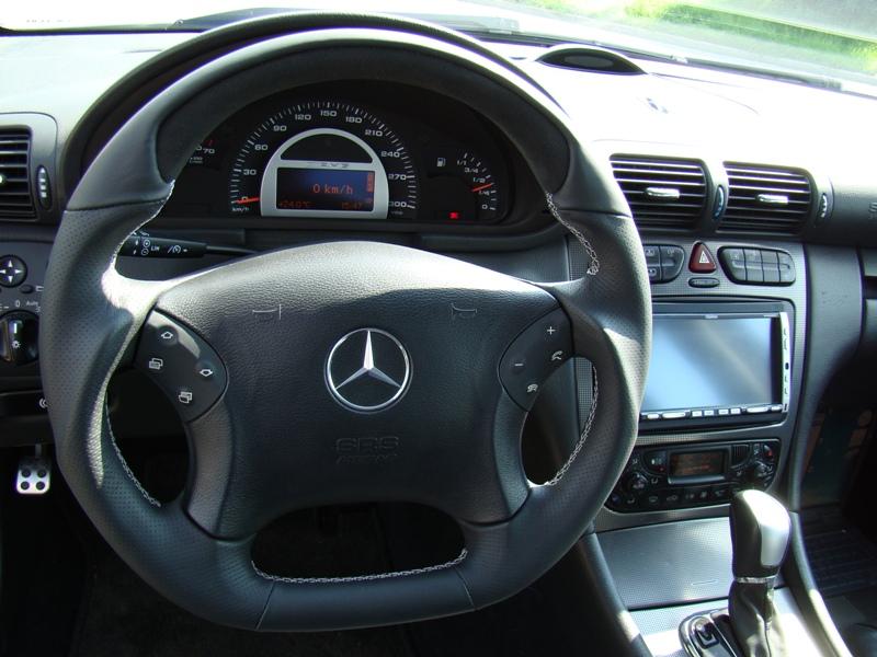 W203 Dtm Style Sport Steering Wheel Mbworld Org Forums