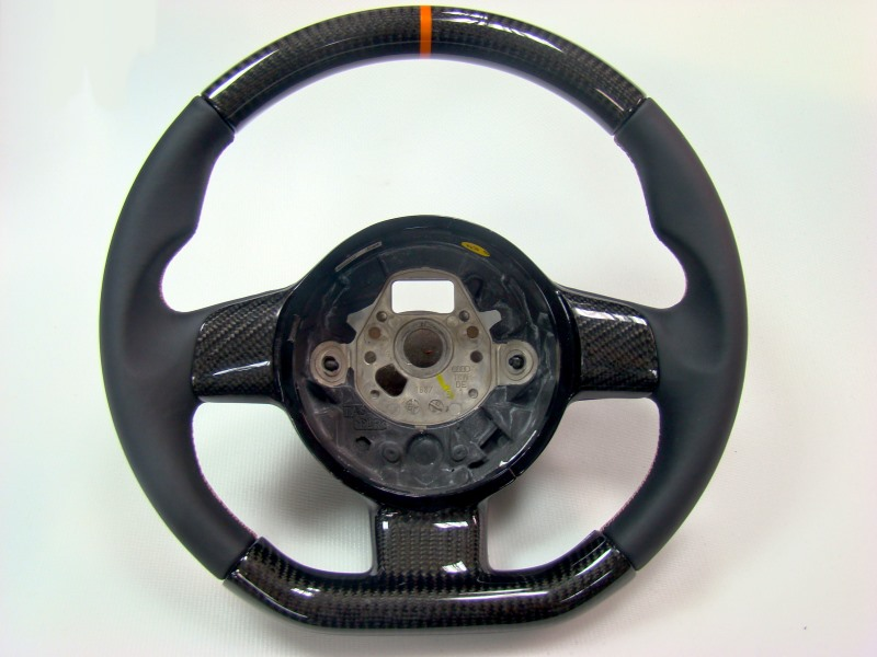DCT Motorsports Steering Wheel - All Gallardo! - Lambo Power